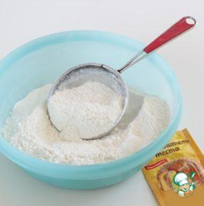 Смеси для крема